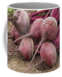 Organic Harvested Beets Coffee Mug