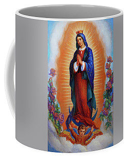 Our Lady Of Guadalupe - Virgen De Guadalupe Coffee Mug