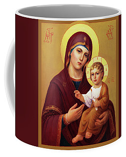 Our Lady Of The Way - Virgin Hodegetria Coffee Mug