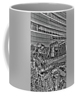 Coffee Mug featuring the photograph Out Of Phase 2 by Andy Lawless