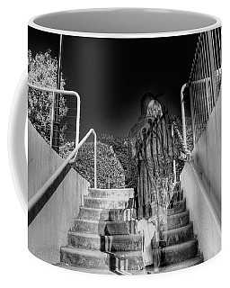 Coffee Mug featuring the photograph Out Of Phase by Andy Lawless