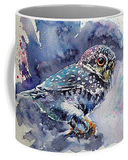 Owl At Night Coffee Mug