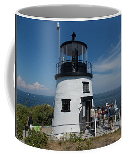 Owls Head Light Coffee Mug