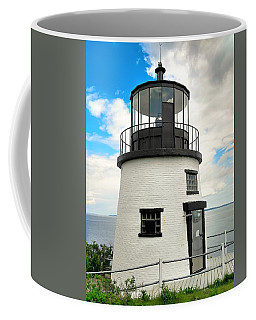 Owl's Head Lighthouse Coffee Mug