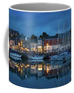 Padstow Evening Coffee Mug by Brian Jannsen