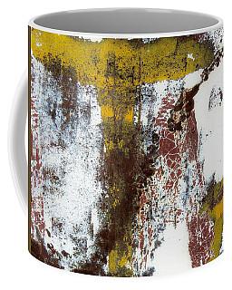 Paint And Rust Abstract 2 Coffee Mug