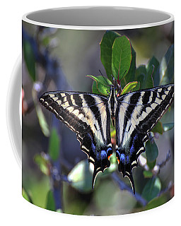 Pale Swallowtail Coffee Mug