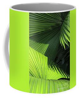 Palm Patterns Coffee Mug