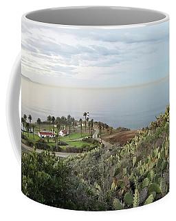 Palos Verdes Peninsula Coffee Mug