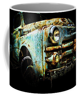 Coffee Mug featuring the photograph Grandpa's Truck by Glenda Wright