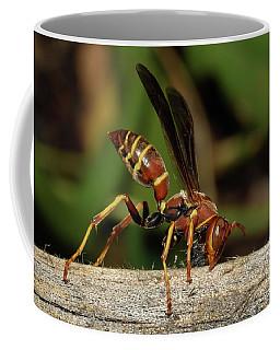Paper Wasp Coffee Mug
