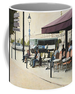 Paris Cafe Coffee Mug