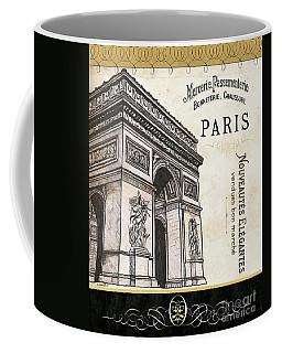 Paris Ooh La La 2 Coffee Mug