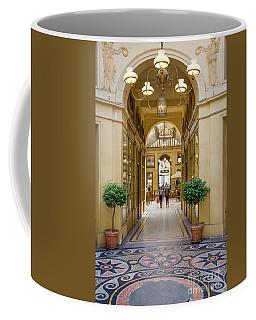 Passage Vivienne Coffee Mug by Brian Jannsen