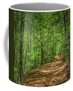 Path Less Travelled - Impressionist Coffee Mug