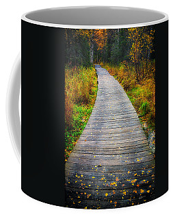 Pathway Home Coffee Mug