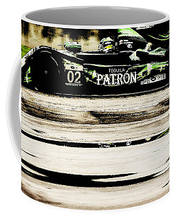 Patron Coffee Mug by Michael Nowotny