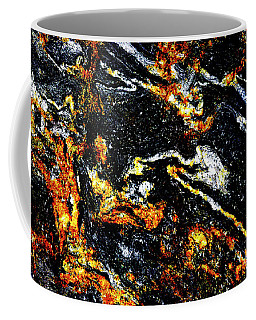 Coffee Mug featuring the photograph Patterns In Stone - 189 by Paul W Faust - Impressions of Light