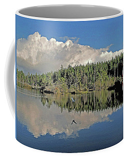 Pause And Reflect Coffee Mug by Suzy Piatt