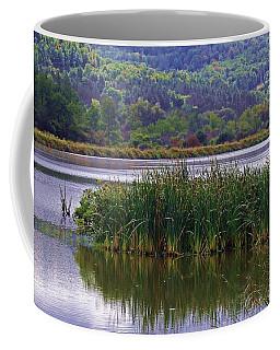 Peace Be Still Coffee Mug