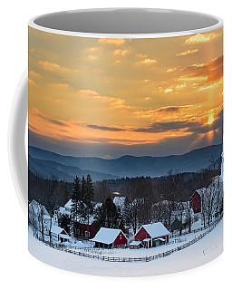 Peace Over Peacham Coffee Mug