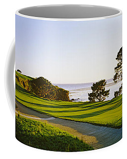 Pebble Beach Golf Course, Pebble Beach Coffee Mug