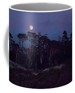 Pebble Beach Moonrise Coffee Mug