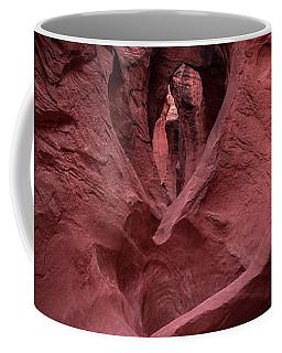 Coffee Mug featuring the photograph Peekaboo by Edgars Erglis