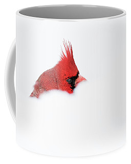 Coffee Mug featuring the photograph Peekaboo by Mircea Costina Photography
