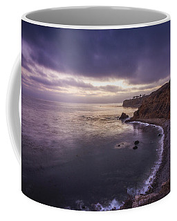 Coffee Mug featuring the photograph Pelican Cove After Sunset by Andy Konieczny