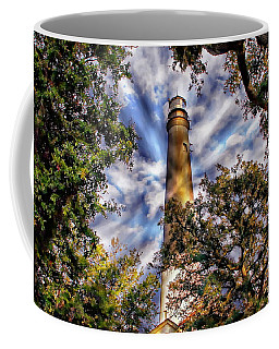 Pensacola Lighthouse Coffee Mug