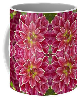 Perennial Garden Art Coffee Mug