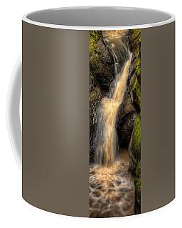 Pewits Nest Middle Waterfall Coffee Mug