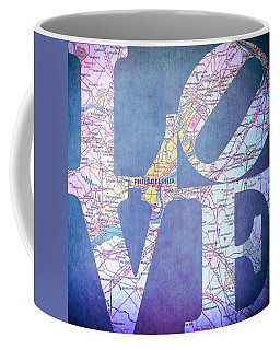 Philly Love V11 Coffee Mug