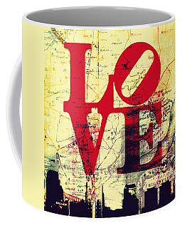 Philly Love V9 Coffee Mug