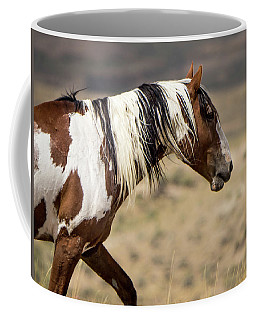 Picasso Of Sand Wash Basin Coffee Mug
