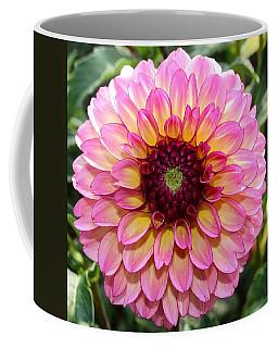 Pink Dahlia Coffee Mug