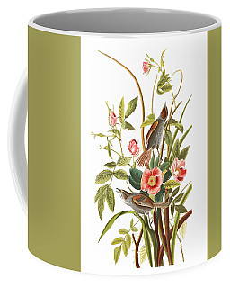 Coffee Mug featuring the photograph Pink Roses by Munir Alawi