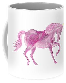 Pink Unicorn Coffee Mug