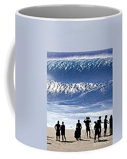 Pipe Shadow Land - Part 3 Of 3 Coffee Mug