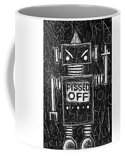 Pissed Off Bot Coffee Mug