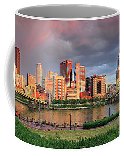 Pittsburgh 2 Coffee Mug