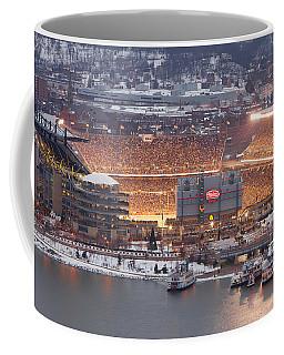 The House Of Steel  Coffee Mug