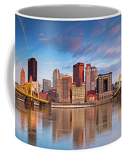 Pittsburgh North Shore  Coffee Mug