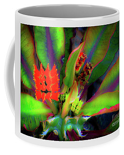 Coffee Mug featuring the photograph Plants And Flowers In Hawaii by D Davila