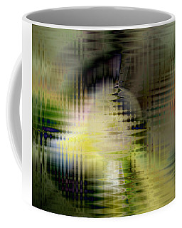 Coffee Mug featuring the photograph Playing by Cathy Donohoue