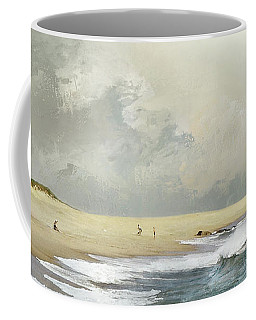 Plum Island Sky Coffee Mug