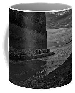 Coffee Mug featuring the photograph Plumpton Viaduct by Keith Elliott