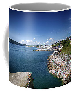 Plymouth Foreshore Coffee Mug
