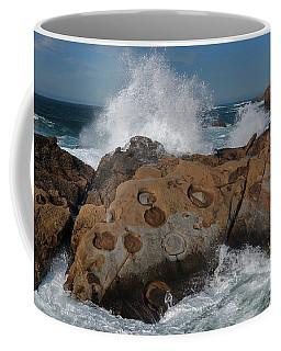 Point Lobos Concretions Coffee Mug